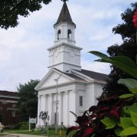 South Congregational Church, Питтсфилд
