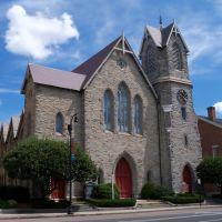 First Church of Christ, Питтсфилд