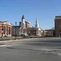 Pittsfield, MA - South Street Looking North, Питтсфилд