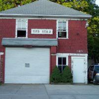 Uxbridge Fire Station 2, Ревер