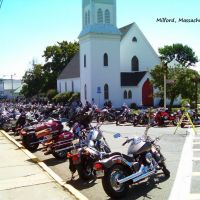 Bikes in Milford, Ревер