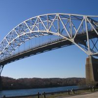 Sagamore Bridge 11/25/07, Сагамор