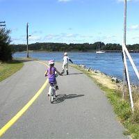 Cape Cod Bike Ride, Сагамор
