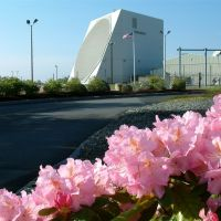 """Cape Cod AFS """"Pave Paws"""" Phased Array Warning System (Massachusetts), Сагамор"""