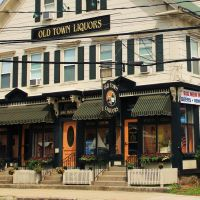 Old Town Liquors, Hopkinton MA, Сандвич