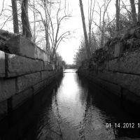 blackstone river canal (goat hill lock), Сандвич
