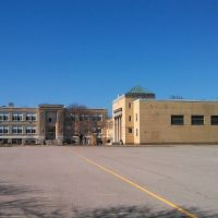McCloskey Middle School (Old High School), Сандвич