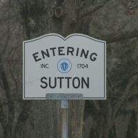 Entering Sutton, Саттон