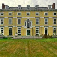 Nathaniel Thayer Estate West Front, Саут-Ланкастер