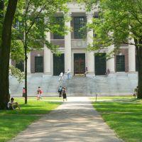 Harvard Campus, Сомервилл