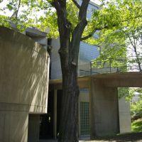 Carpenter Center by Le Corbusier, Detail, Сомервилл