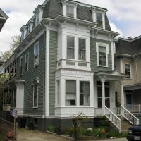 Inman Street house, 1865-1875, Сомервилл