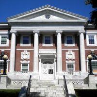 Tufts University, Сомервилл