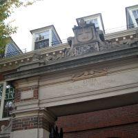 Harvard: enter to grow in wisdom, Сомервилл