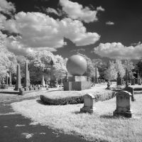 Springfield Cemetery Birnie Monument, Спрингфилд