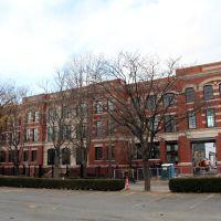 former Technical High School (facade), Спрингфилд