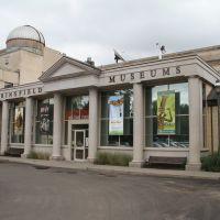 Springfield Science Museum, Спрингфилд