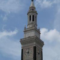 City Hall tower, Спрингфилд
