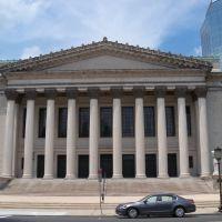 Symphony Hall, Спрингфилд