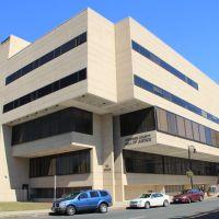 Hampden County Court_Springfield MA, Спрингфилд