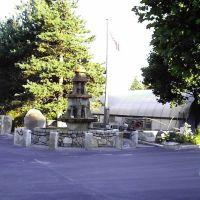 Fountain, Таунтон
