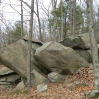big rocks, Таунтон