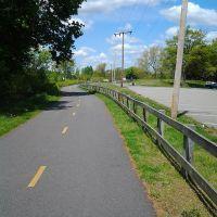 Bikeway, Таунтон