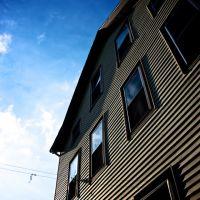 tenement house, Фолл-Ривер