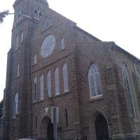 St. Marys cathedral - catedral da santa maria da assuncao - fall river ma usa, Фолл-Ривер