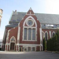 Fall River: Central Congregational Church, Фолл-Ривер