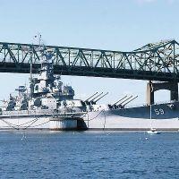 Battleship Massachusetts, Фолл-Ривер