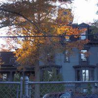 Stafford Mansion, Фолл-Ривер