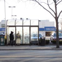 Concord/Howard St Bus Stop, Фрамингам