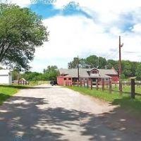 Main Entrance to Camp DiCarlo, Framingham, Mass, Фрамингам