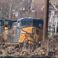 CSX AC44EV Locomotive, Фрамингам