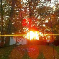 Sunset Lamp, Фрамингам