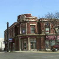 Downtown Framingham, The Bullard Building, 1905, Beaux Arts, Фрамингам