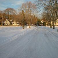 frozen park, Фритаун