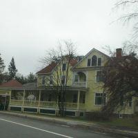Past Salisbury Street, Холден
