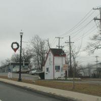 Coffee shack at Adams, Холден