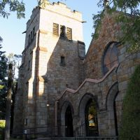 St Pauls Episcopal Church Holyoke MA, Холиок