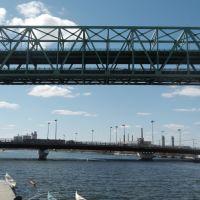 Charlestown, MA, Tobin Bridge [11.08.2013], Челси