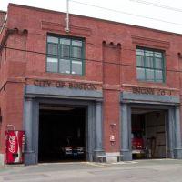Boston Fire Station 5 (E-5), Челси