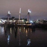 USS Constitution, Челси