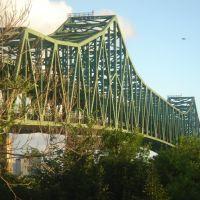 Tobin Bridge, Boston, MA, Челси