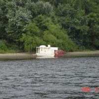 paddle wheel boat on connecticut river, Чикопи