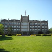 Old Chicopee High School, Чикопи