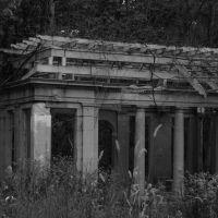Spooky Pergola in Prospect Park, Шроусбури
