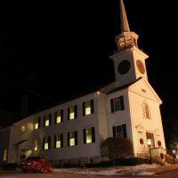 First Congregational Church, Шроусбури