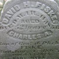Fiske-Mitchell Cemetery, Бейпорт